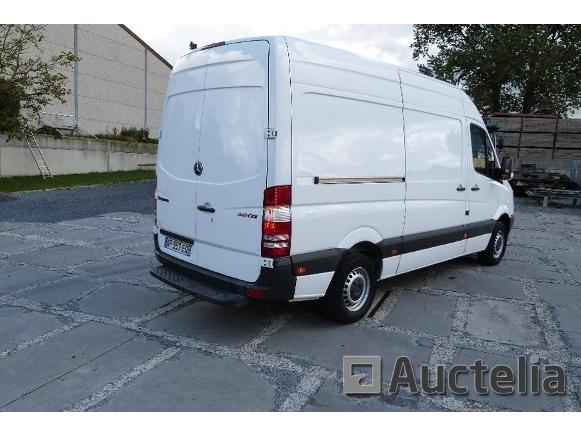 Mercedes-Benz Sprinter 310 2010 photo - 4