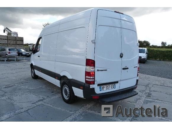 Mercedes-Benz Sprinter 310 2010 photo - 6