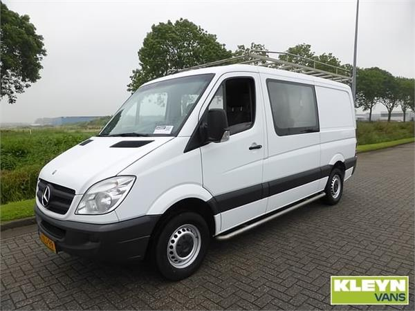 Mercedes-Benz Sprinter 310 2011 photo - 10