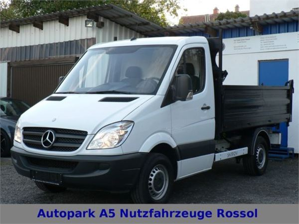 Mercedes-Benz Sprinter 310 2013 photo - 1