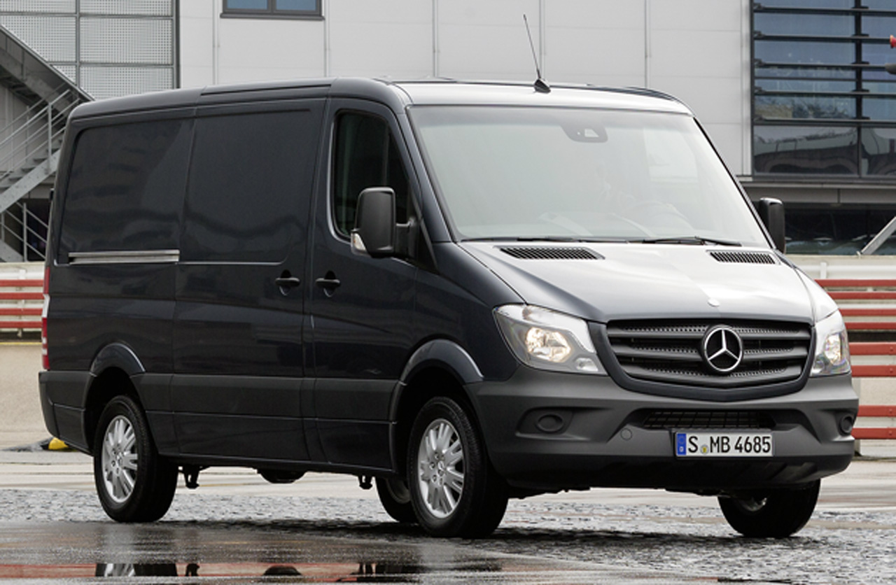 Mercedes-Benz Sprinter 310 2013 photo - 10