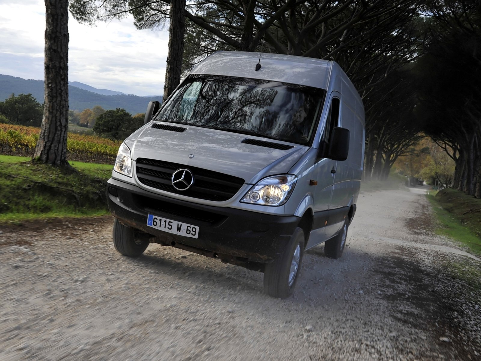 Mercedes-Benz Sprinter 310 2013 photo - 12
