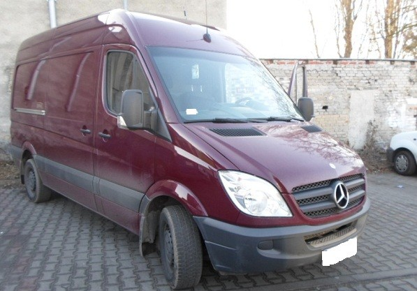 Mercedes-Benz Sprinter 310 2013 photo - 5