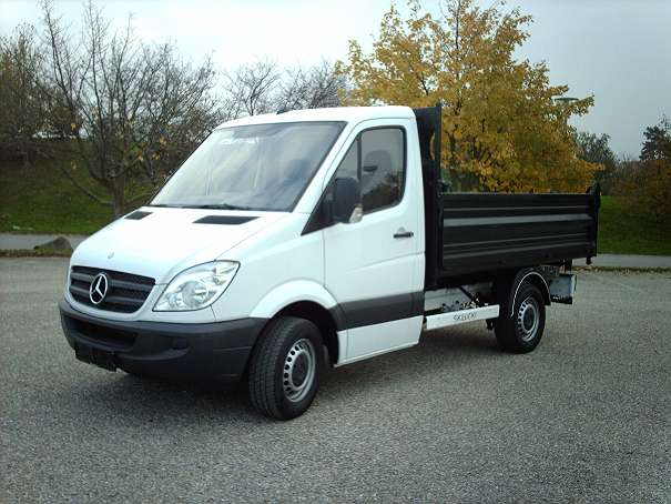 Mercedes-Benz Sprinter 310 2013 photo - 8