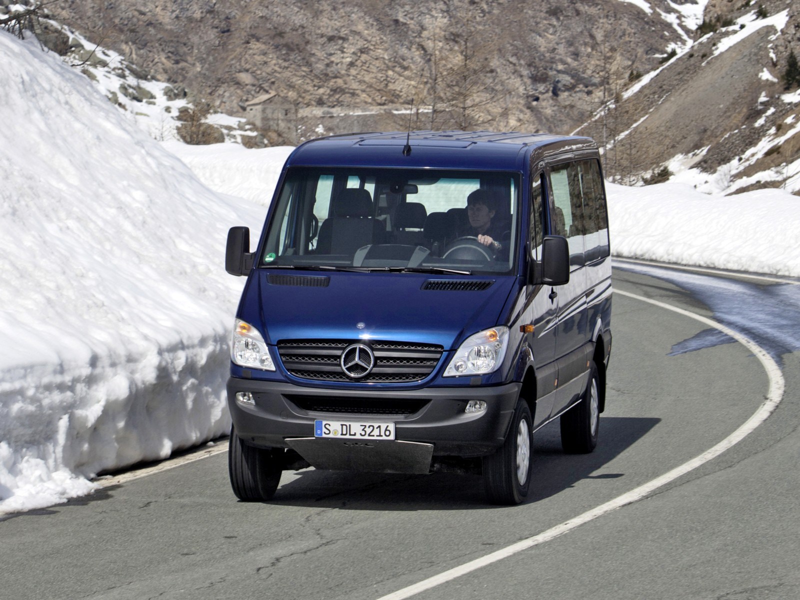 Mercedes-Benz Sprinter 311 2008 photo - 1