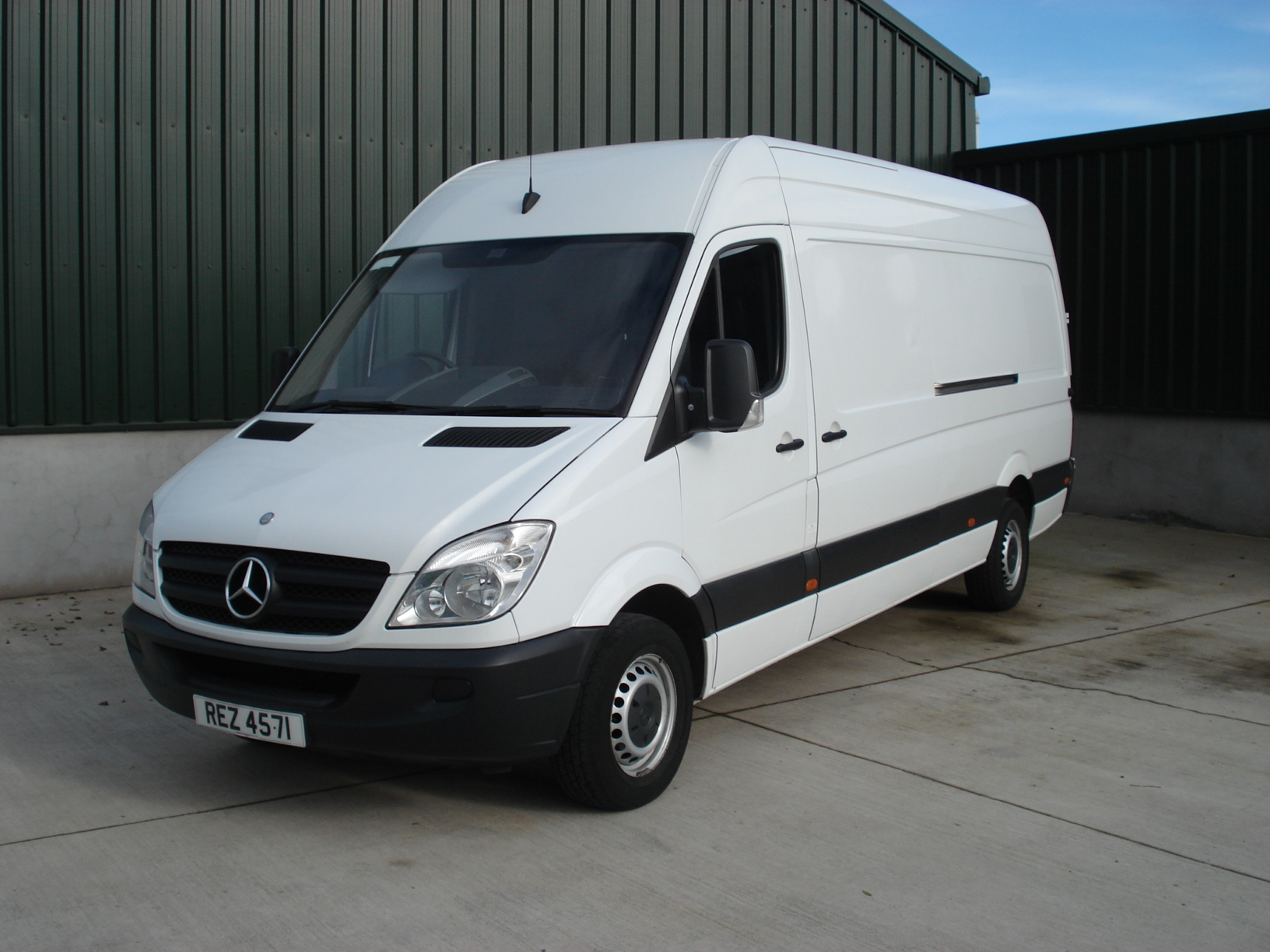 Mercedes-Benz Sprinter 311 2008 photo - 11