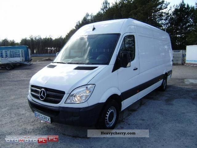 Mercedes-Benz Sprinter 311 2008 photo - 3