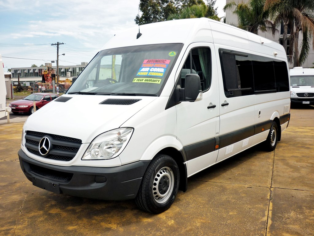 Mercedes-Benz Sprinter 311 2008 photo - 4