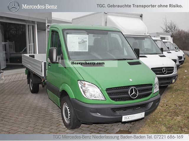 Mercedes-Benz Sprinter 311 2008 photo - 5