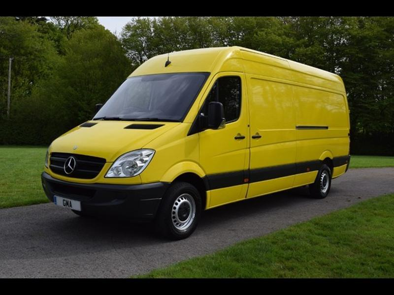 Mercedes-Benz Sprinter 311 2008 photo - 8