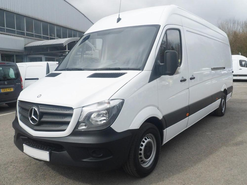 Mercedes benz sprinter 313 2014 technical specifications for Mercedes benz sprinter 313