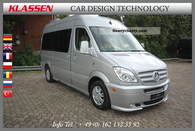 Mercedes-Benz Sprinter 315 2011 photo - 1
