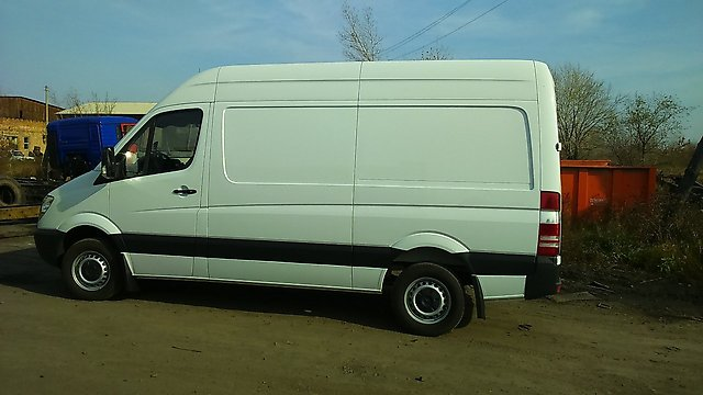 Mercedes-Benz Sprinter 315 2011 photo - 11