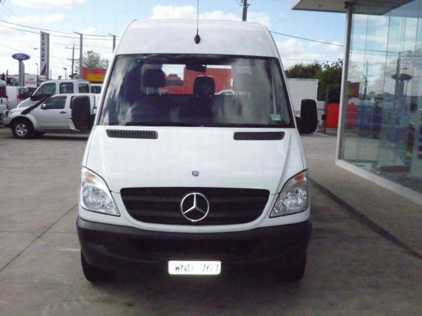 Mercedes-Benz Sprinter 315 2011 photo - 12