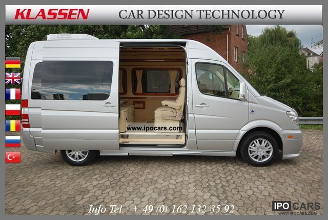 Mercedes-Benz Sprinter 315 2011 photo - 2