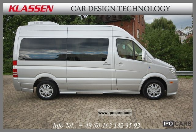 Mercedes-Benz Sprinter 315 2011 photo - 3