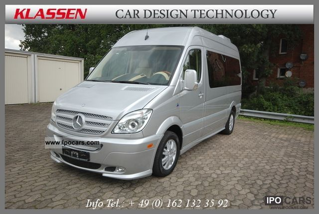 Mercedes-Benz Sprinter 315 2011 photo - 4