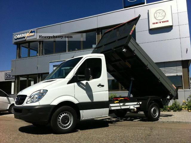 Mercedes-Benz Sprinter 315 2011 photo - 5