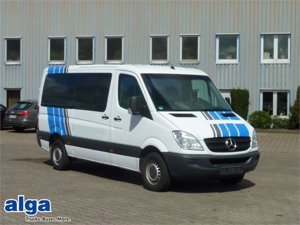 Mercedes-Benz Sprinter 315 2011 photo - 7