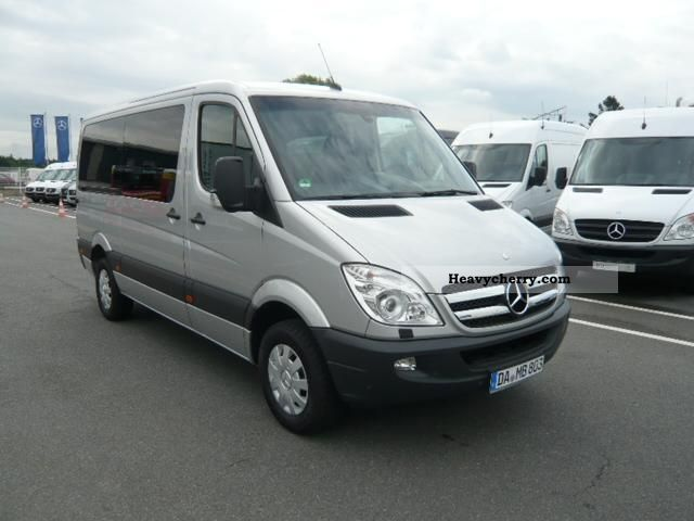 Mercedes-Benz Sprinter 315 2011 photo - 8