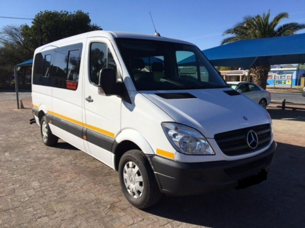 Mercedes-Benz Sprinter 315 2012 photo - 6