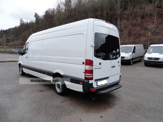 Mercedes-Benz Sprinter 316 2009 photo - 11