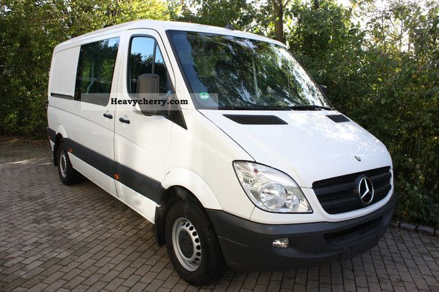 Mercedes-Benz Sprinter 316 2009 photo - 12