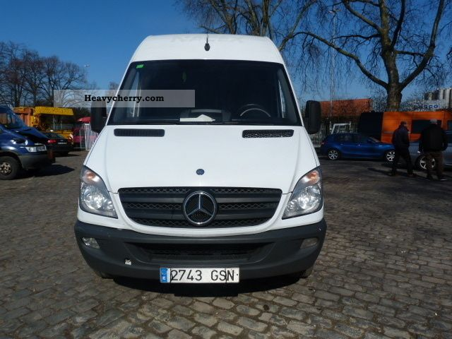 Mercedes-Benz Sprinter 316 2009 photo - 3