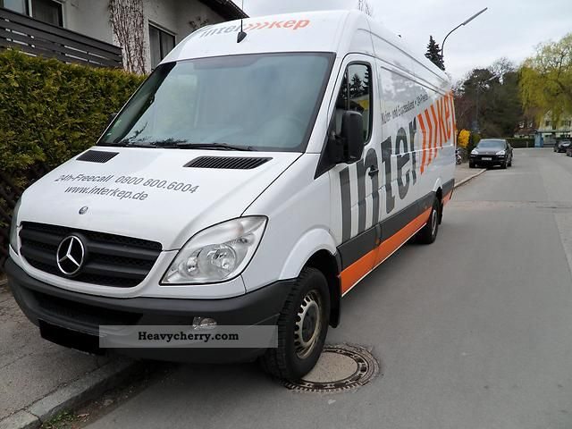 Mercedes-Benz Sprinter 316 2009 photo - 4