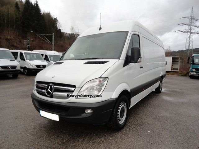 Mercedes-Benz Sprinter 316 2009 photo - 5