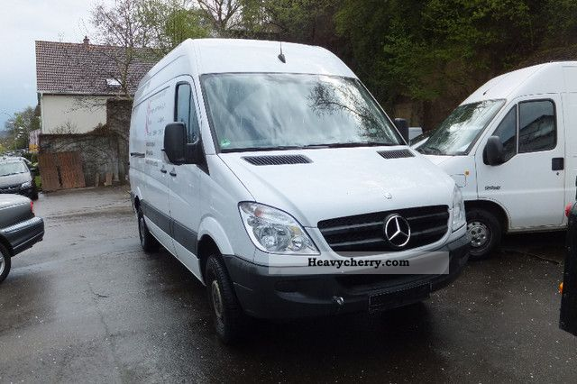 Mercedes-Benz Sprinter 316 2009 photo - 6