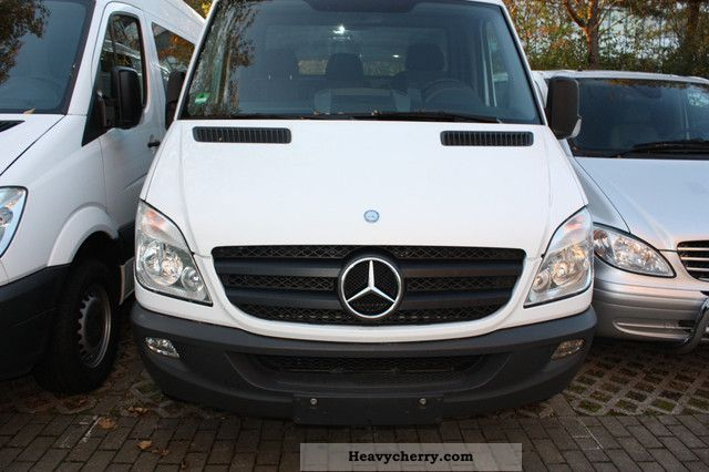 Mercedes-Benz Sprinter 316 2009 photo - 9