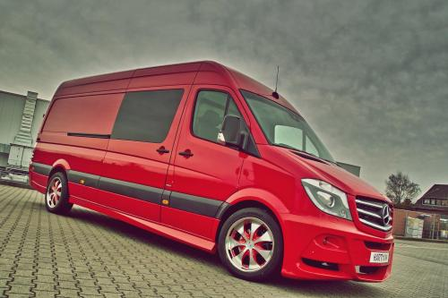 Mercedes-Benz Sprinter 319 2014 photo - 6