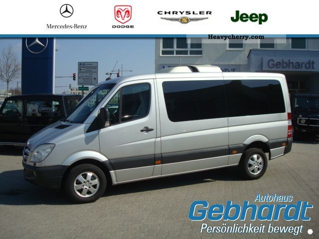 Mercedes-Benz Sprinter 324 2007 photo - 2