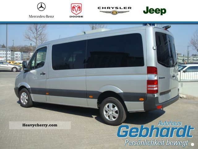 Mercedes-Benz Sprinter 324 2007 photo - 3