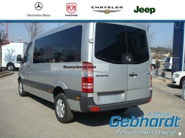 Mercedes-Benz Sprinter 324 2007 photo - 4