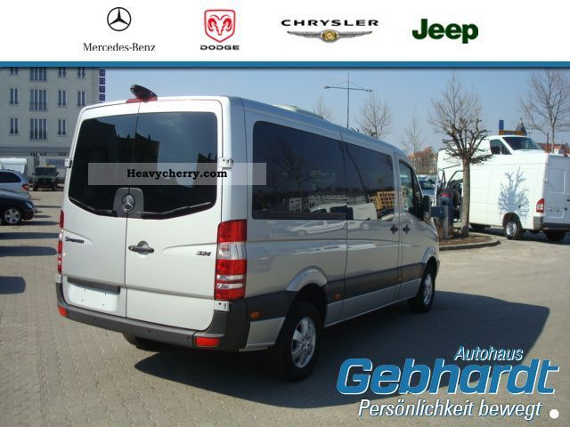 Mercedes-Benz Sprinter 324 2007 photo - 5