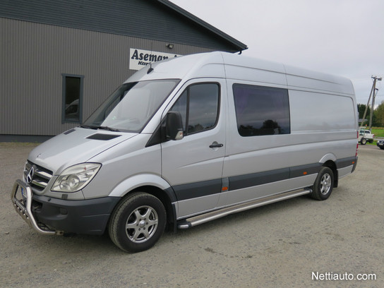 Mercedes-Benz Sprinter 324 2007 photo - 9