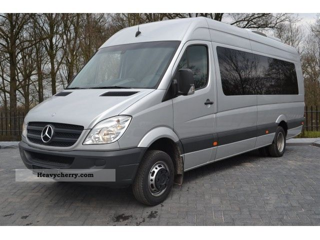 Mercedes-Benz Sprinter 324 2009 photo - 1