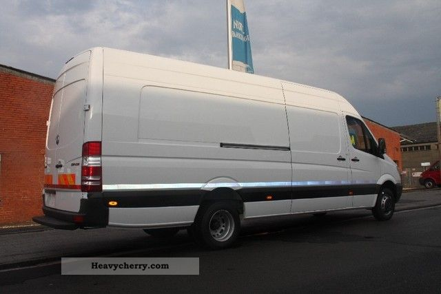 Mercedes-Benz Sprinter 324 2009 photo - 8