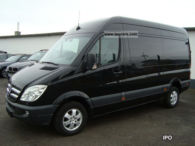 Mercedes-Benz Sprinter 411 2008 photo - 1