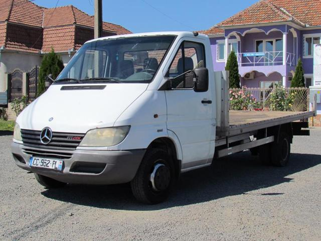 Mercedes-Benz Sprinter 411 2008 photo - 10