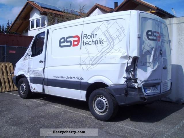 Mercedes-Benz Sprinter 411 2008 photo - 11