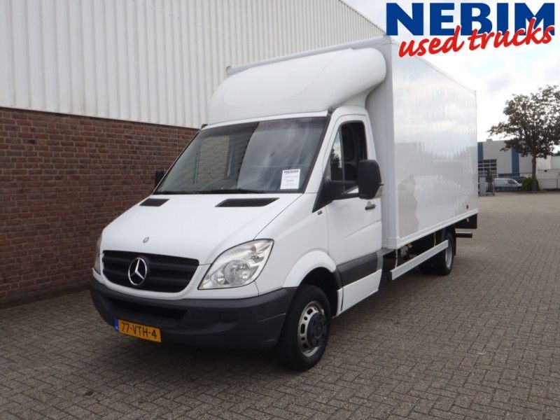 Mercedes-Benz Sprinter 411 2008 photo - 2