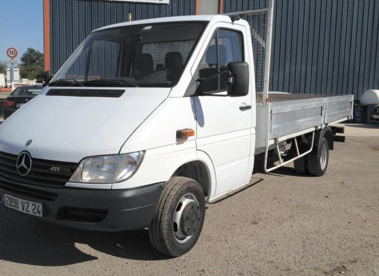 Mercedes-Benz Sprinter 411 2008 photo - 3