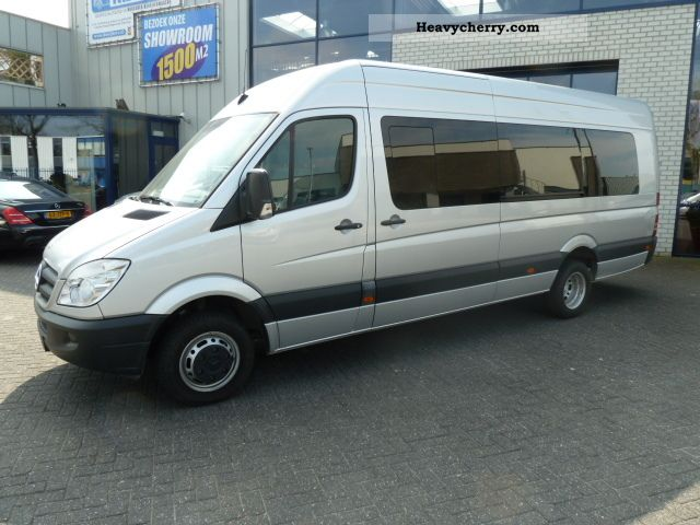 Mercedes-Benz Sprinter 411 2008 photo - 4