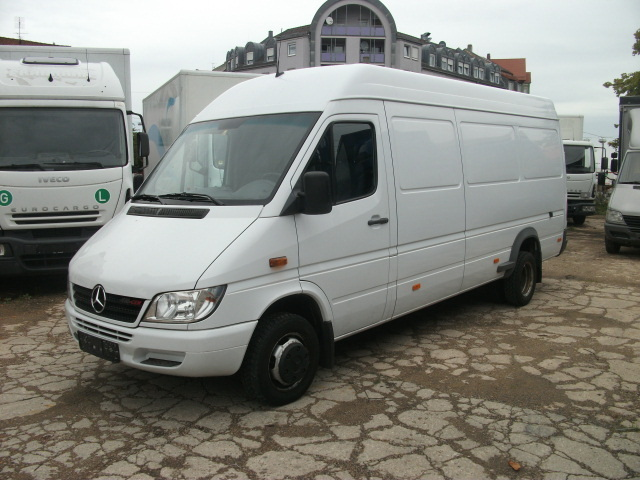 Mercedes-Benz Sprinter 411 2008 photo - 5