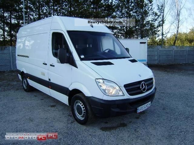 Mercedes-Benz Sprinter 411 2008 photo - 7