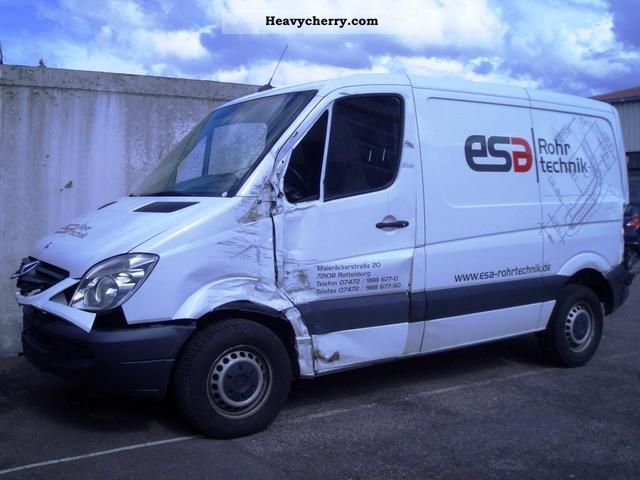 Mercedes-Benz Sprinter 411 2008 photo - 8
