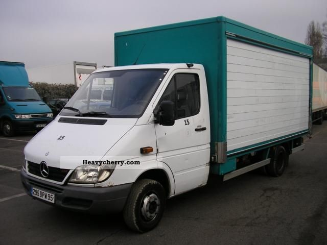 Mercedes-Benz Sprinter 411 2012 photo - 6